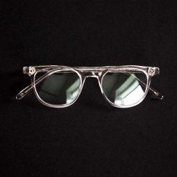 original transparent brillestel