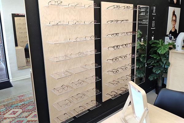 crosseyes lemvig lokal optiker andrupsgade briller solbriller alt inklusive priser