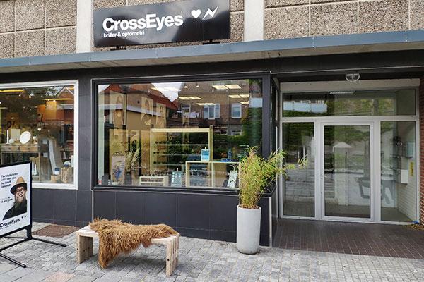 velkommen til crosseyes lemvig andrupsgade lokal optiker briller faste lave priser
